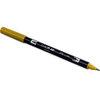 Tombow ABT brush pen 076 Green Ochre - 1