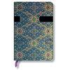 Lined Mini Paperblanks French Ornate Bleu Journal - 1