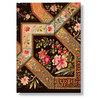 Midi Paperblanks Lyon Florals Ebony Address Book - 1