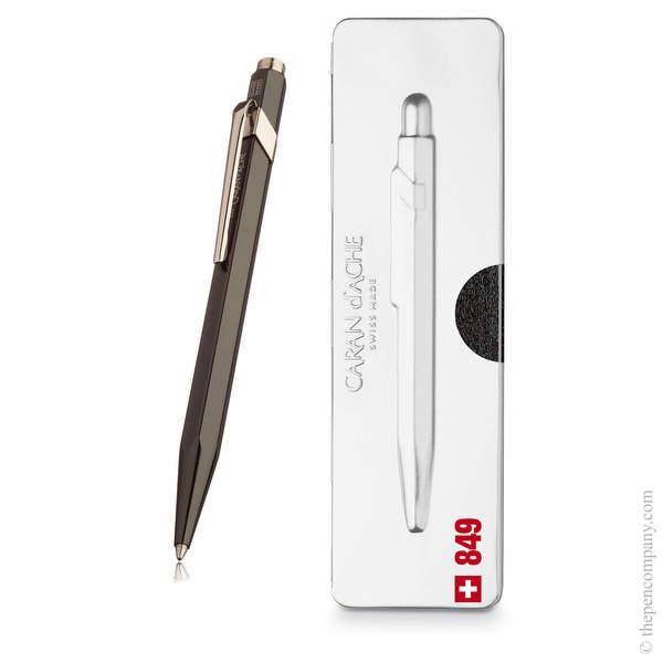 Caran d Ache 849 Metal-X Pop Line Ballpoint Pen