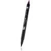 Tombow ABT brush pen 679 Dark Plum - 2