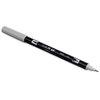 Tombow ABT brush pen N95 Cool Grey 1 - 2