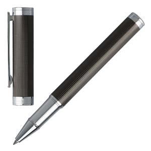 Hugo Boss Column Dark Chrome Rollerball Pen