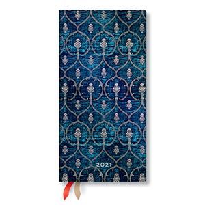 Paperblanks Blue Velvet Diary