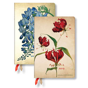 Painted Botanicals Diary