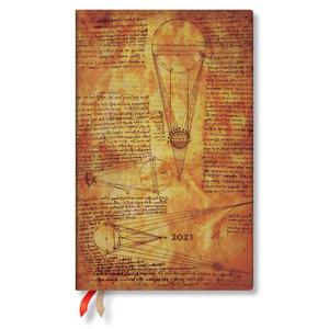 Paperblanks Leonardo's Sketches Diary