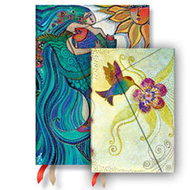 Paperblanks Laurel Burch Whimsical Creations diaries