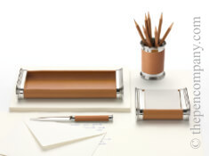 Graf von Faber-Castell Epsom Desk Accessories