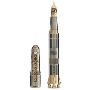 Montegrappa Moon Landing 50th Anniversary Limited Edition Fountain Pen