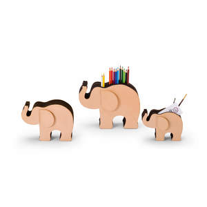Graf von Faber Castell Little Giants Elephant Pen Holders