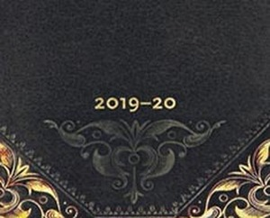 2019-2020 18 Month Academic Diaries