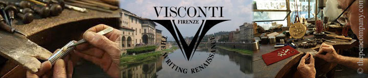 Visconti Pens - Firenze Italy