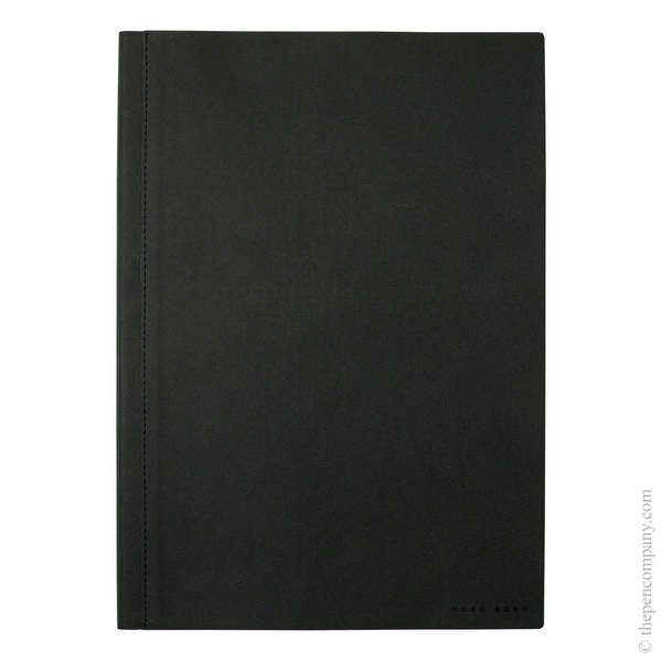 A4 Hugo Boss Advance Fabric Note Pad