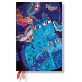 Paperblanks Fantastic Felines 2015-16 academic diary - 1