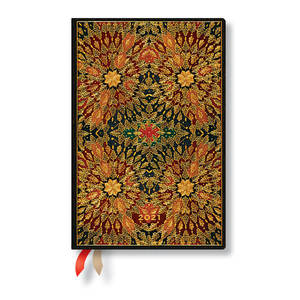 Paperblanks Fire Flowers Fire Flowers 2021 Diary Mini