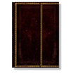 Midi Paperblanks Old Leather Black Moroccan Address Book - 1