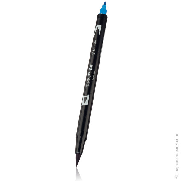 515 Light Blue Tombow ABT Brush Pen