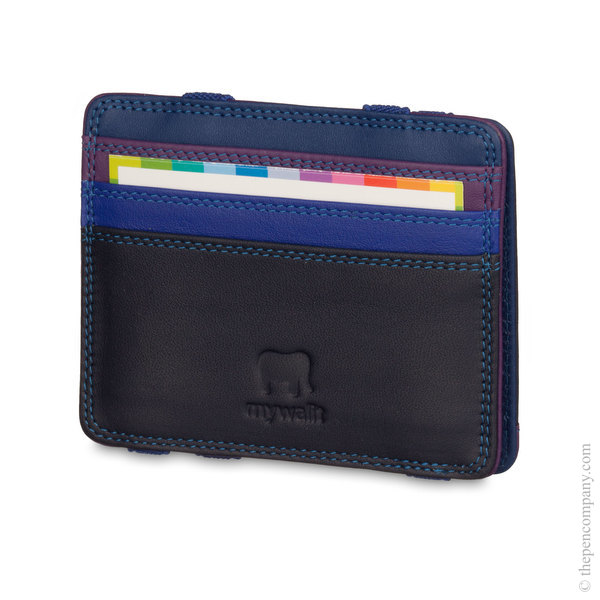 Kingfisher Mywalit Magic Wallet Card Holder