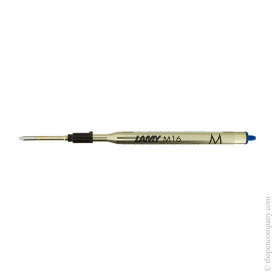 Lamy M16 Ballpoint Pen Refill Blue Medium - 1