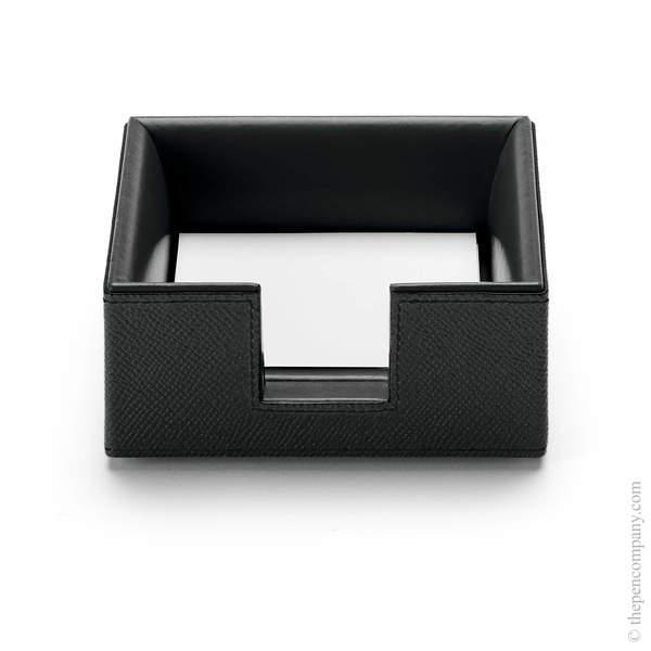 Black Graf von Faber-Castell Pure Elegance Notelet Box Notelet Box