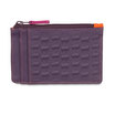 Mywalit Ellie Card Holder with Zip Sangria Multi - 2
