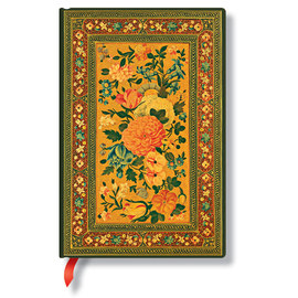 Paperblanks Glowing Rose mini Horizontal 2016 Diary - 1