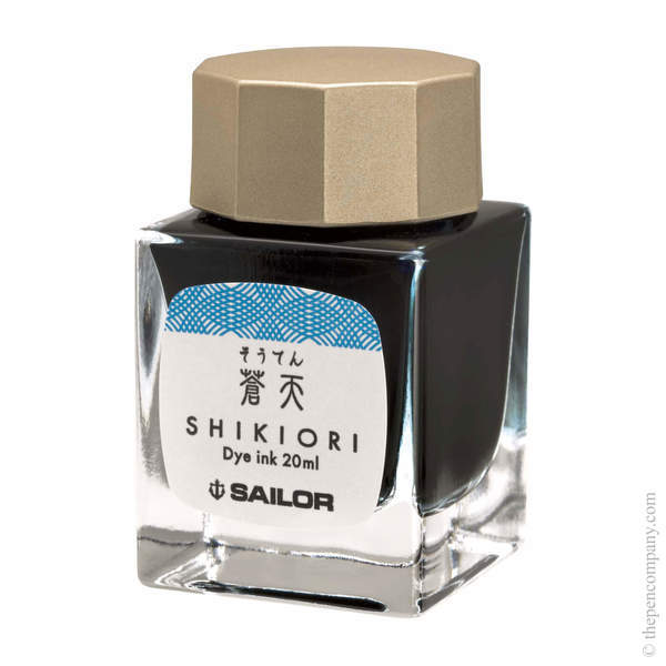 Souten Sailor Bottled Shikiori Ink