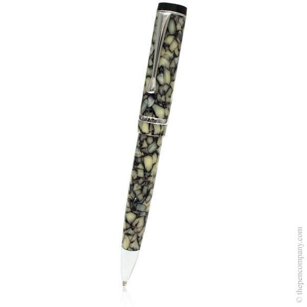 Cracked Ice Conklin Duragraph Ballpoint Pen