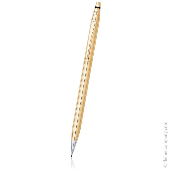 18CT Gold Cross Classic Century Mechanical Pencil - 1