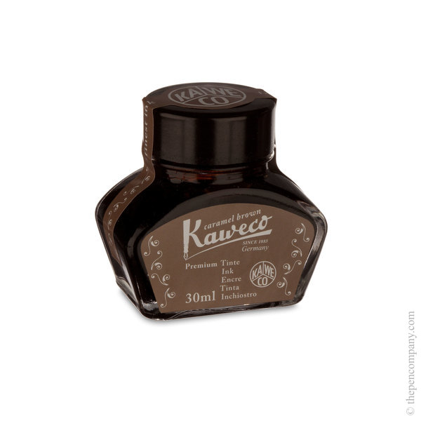 Caramel Brown Kaweco Bottled Ink