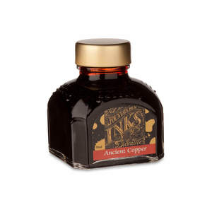 Diamine Ancient Copper Fountain Pen Ink 80ml - 1