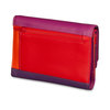 Mywalit Double Flap Purse Sangria Multi - 1