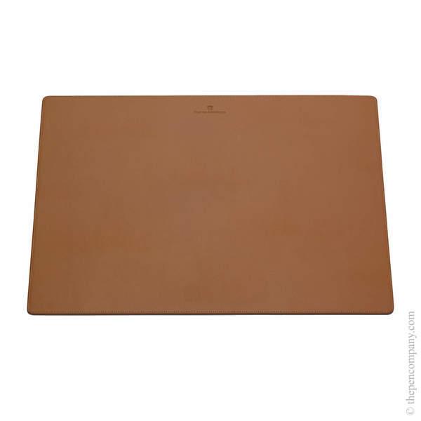 Cognac Graf von Faber-Castell Epsom Desk Pad - Smooth