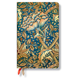 Paperblanks William Morris Windrush Maxi 2016 horizontal diary - 1