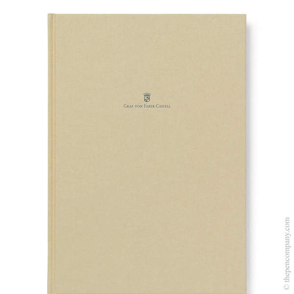 A4 Graf von Faber-Castell Linen Notebook Journal