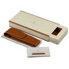 Graf von Faber-Castell Pen Case for Two Pens Brown - 1