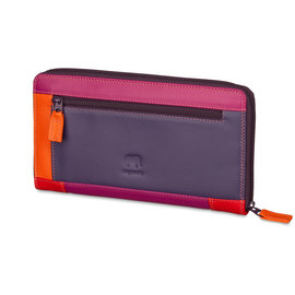 Mywalit Zip Around Purse Sangria Multi- 1