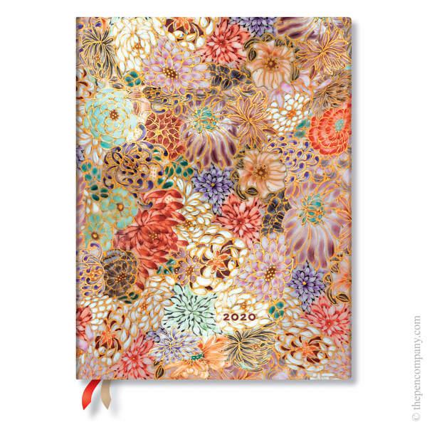 Ultra Paperblanks Michiko 2020 Diary