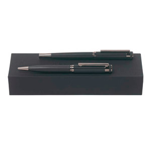 Structure Hugo Boss Caption Ballpoint and Rollerball Set - 1