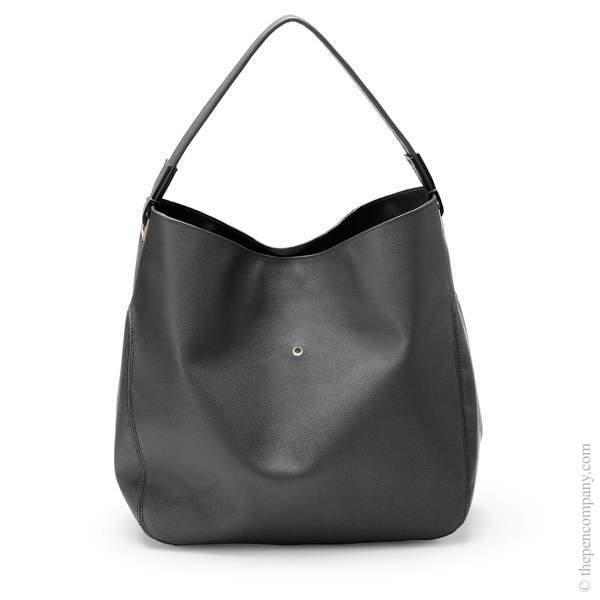 Black Graf von Faber-Castell Epsom Ladies Handbag Handbag