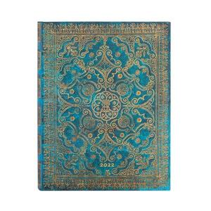 Paperblanks Azure Equinoxe 2022 Diary Ultra - Front