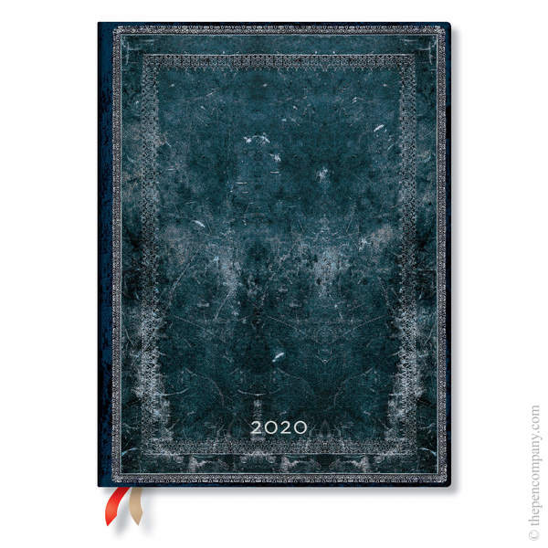 Ultra Paperblanks Old Leather Classics 2020 Diary