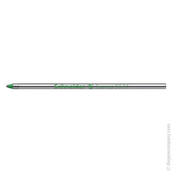 Green Schneider Express 56 mini ball pen refill - 1