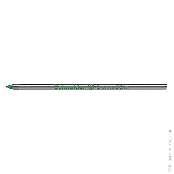 Green Schneider Express 56 Mini Ball Pen Refill Refill