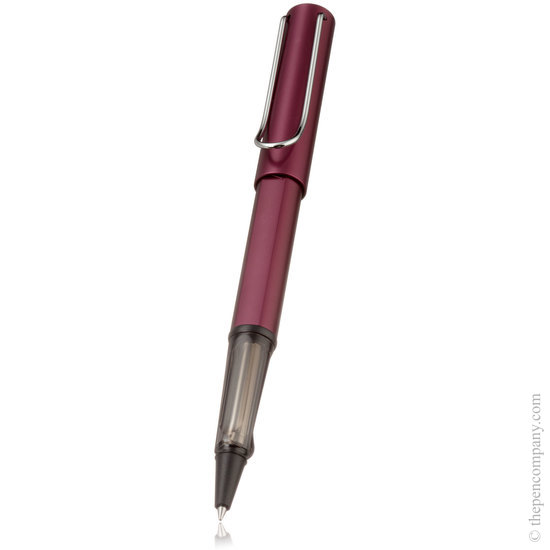 Purple Lamy AL-star rollerball pen - 1