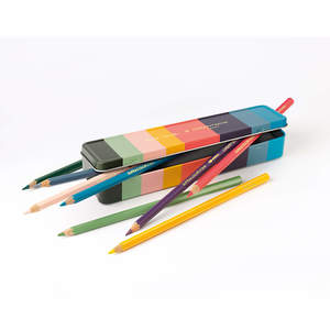 Caran d'Ache Supracolor Paul Smith Colouring Pencils Multi-Coloured - 1