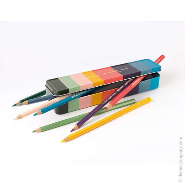 Caran d'Ache Supracolor Paul Smith Colouring Pencils