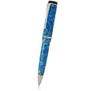 Ice Blue Conklin Duragraph Ballpoint Pen - 1
