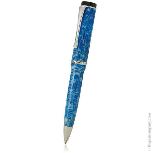 Ice Blue Conklin Duragraph Ballpoint Pen