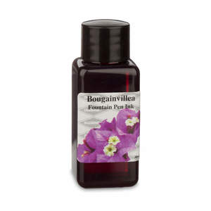 Bougainvillea Diamine Flower Collection Fountain Pen Ink Refills - 1